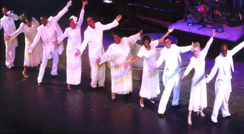 Book Sophisticated Ladies for your Performing Arts Center